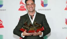 Jorge Drexler Wins Record of the Year at Latin Grammys